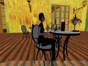 DillettanteVilles Night Cafe